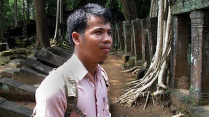 Cambodia Vs. Sotheby's Battle Over Antiquities | NPR
