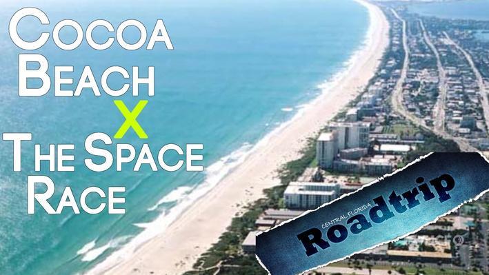 Space Race | Central Florida Roadtrip