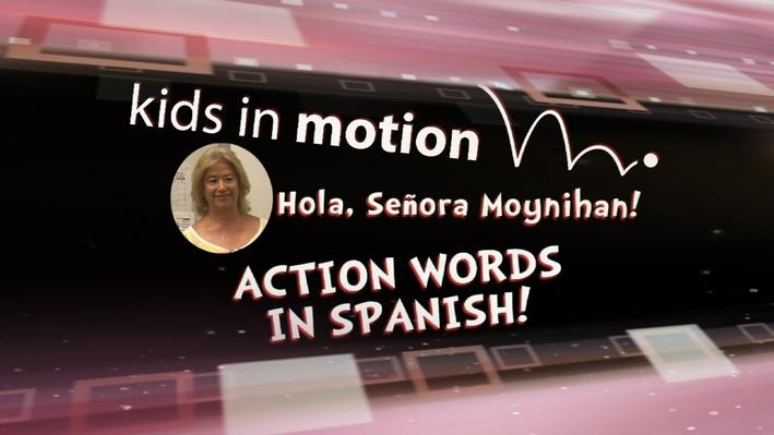 Spanish Action Verbs