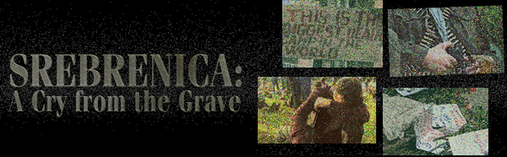 Power to the People: Lesson Plan | Srebrenica: A Cry from the Grave