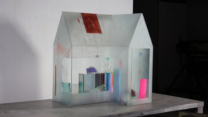 "Therman Statom, ""Glass House"" 