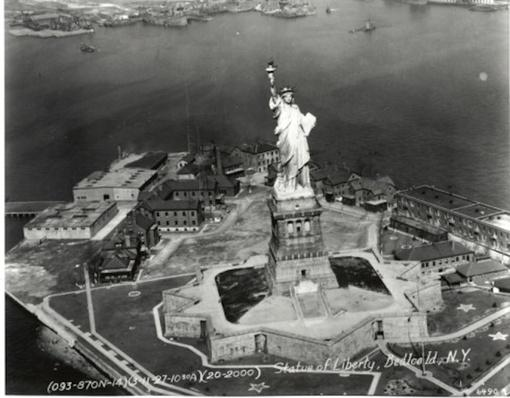 Statue of Liberty, 1927