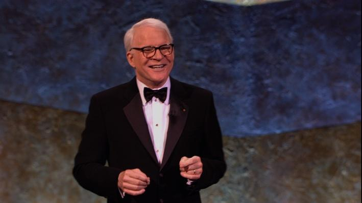 Steve Martin Celebrates Tina Fey | Mark Twain Prize