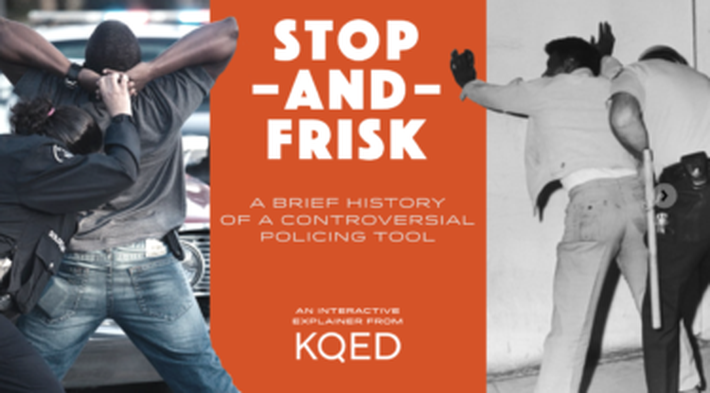 The Lowdown | Stop-and-Frisk: A Brief History of a Controversial Policing Tool Lesson Plan