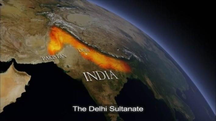 The Story of India, Part 5: The Sultanate of Delhi