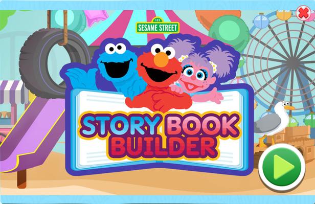 Sesame Street Story Book Builder | Sesame Street