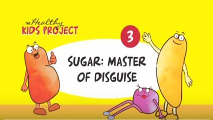 Sugar: Master of Disguise | The Healthy Kids Project