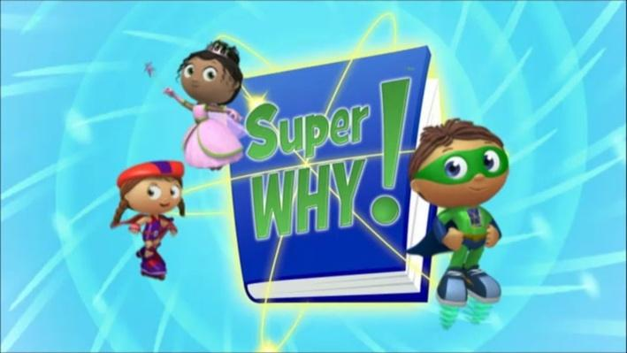 Printable: Super You Week | Super Why!
