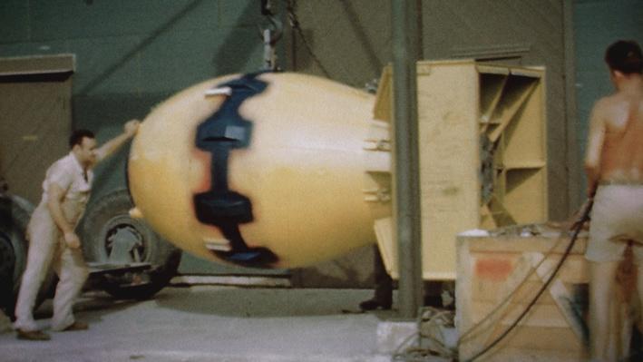 Bombing of Hiroshima and Nagasaki   The Bomb