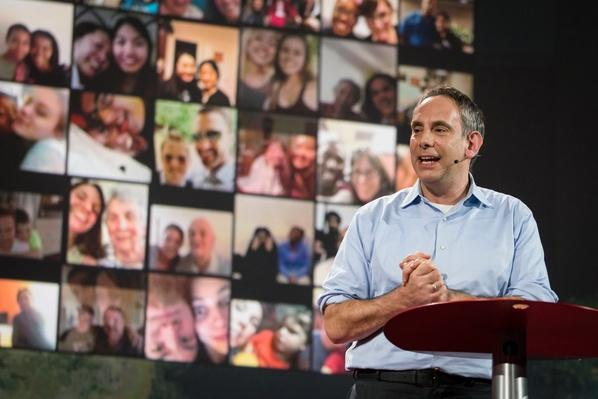 Dave Isay's 2016 TED Talk | The Great Thanksgiving Listen