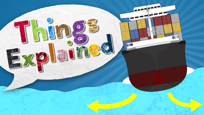How Do Ships Float? | Things Explained: Buoyancy