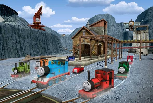 THOMAS & FRIENDS: STEAM Design Game