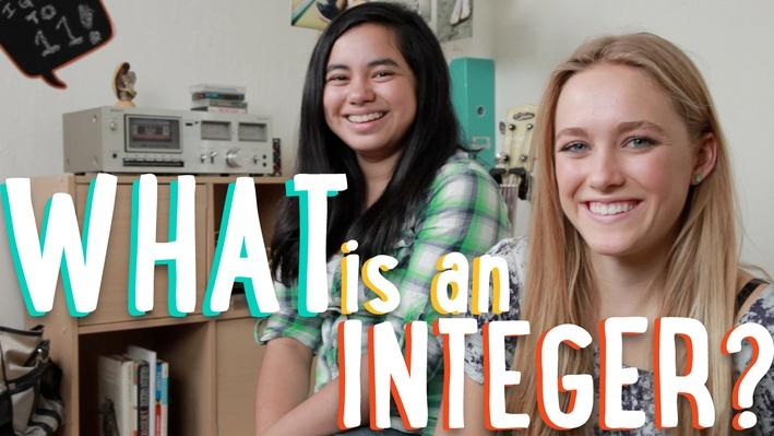 What is an Integer? | PBS Math Club