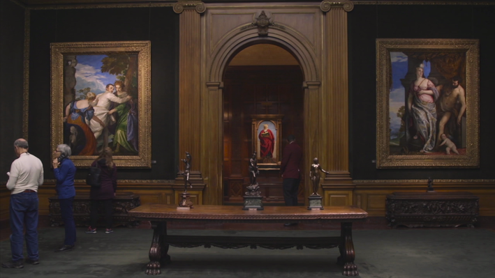 "Art and Museums | Treasures of New York: ""The Frick Collection"""