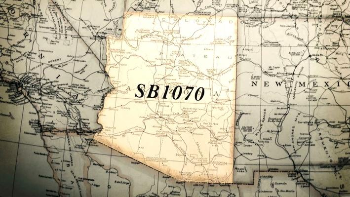 Clip 3 | The State of Arizona | Salvador Reza Tracks Sheriffs Pulling Over Latino Drivers