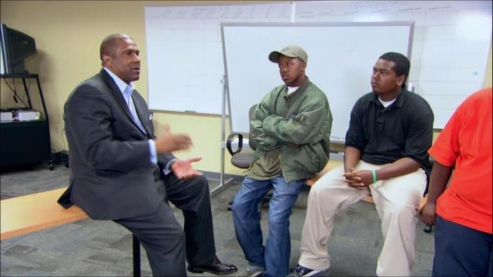 Tavis Smiley: Too Important to Fail | Juvenile Detention