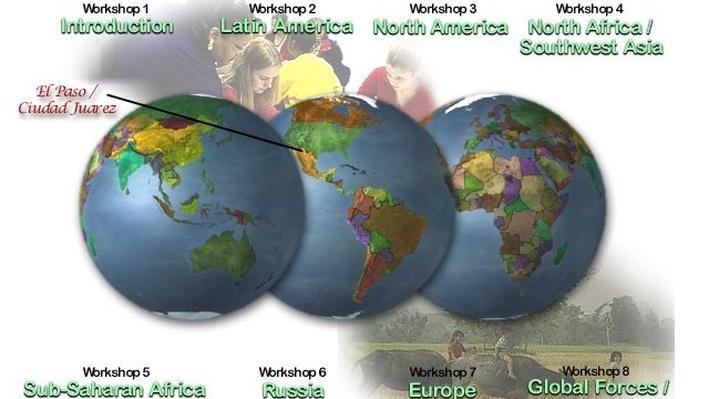 Latin America | Teaching Geography: Workshop 2