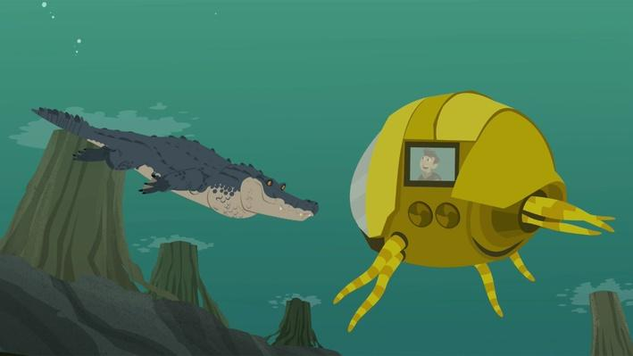 Team Crocodile | Wild Kratts