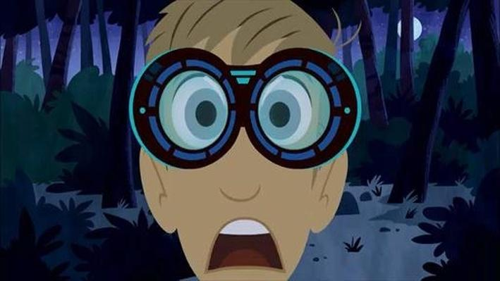 Techno Googly-Eyes | Wild Kratts