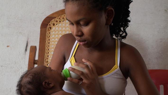 Teen Pregnancy in Colombia: Lesson Plan | A Path Appears