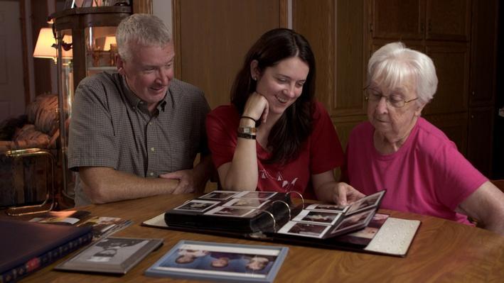 Tegan Griffith Family