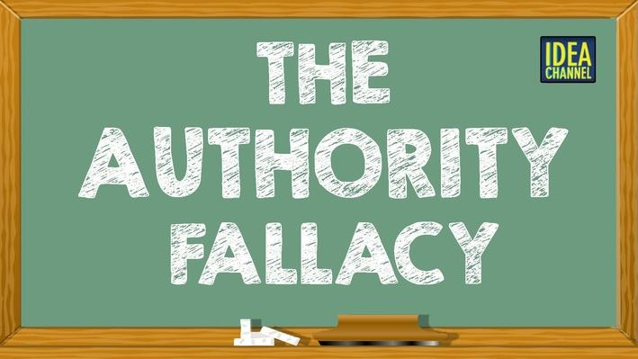 The Authority Fallacy | PBS Idea Channel