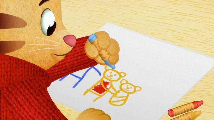 The Baby's Room | Daniel Tiger's Neighborhood