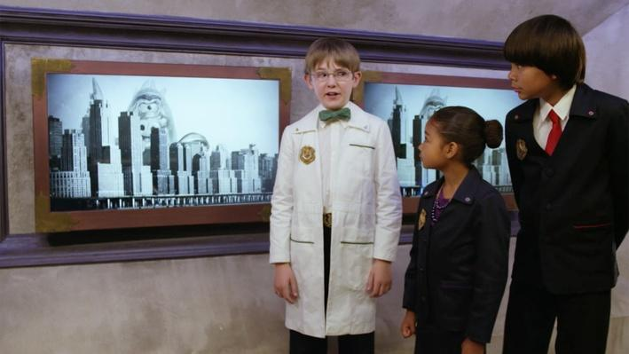 The Hydraclops   The Odd Squad