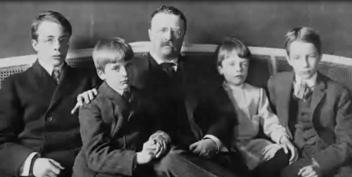 Teddy's Family Life | The Roosevelts Episode 2: Chapter 9