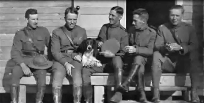 Theodore's Sons and FDR During the Great War   The Roosevelts Episode 3: Chapter 11