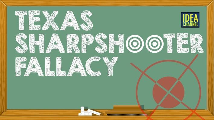 The Texas Sharpshooter Fallacy | PBS Idea Channel