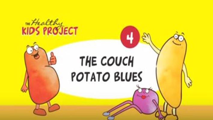 The Couch Potato Blues | The Healthy Kids Project