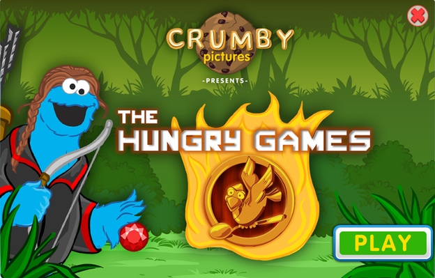 The Hungry Games | Sesame Street