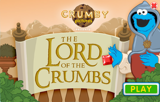 Lord of the Crumbs | Sesame Street