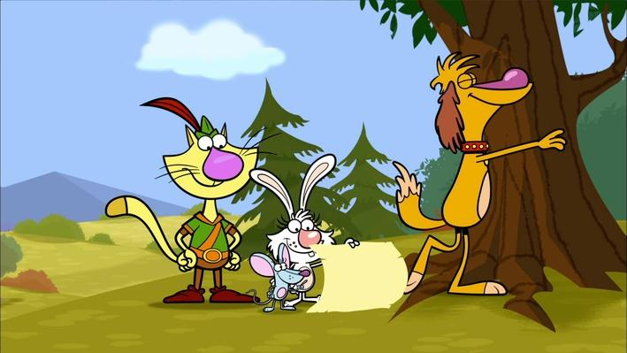 The Map! | Nature Cat