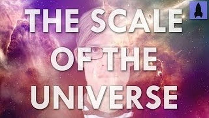 The Scale of the Universe | It's Okay To Be Smart | PBS Digital Studios