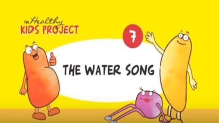 The Water Song | The Healthy Kids Project