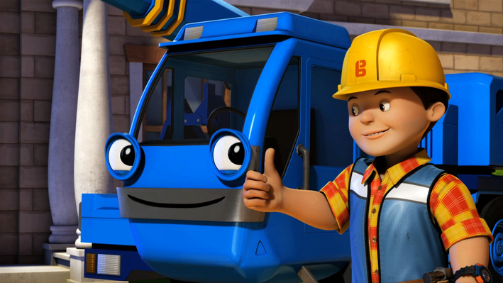 Bob the Builder | Who Helps Build a Community?