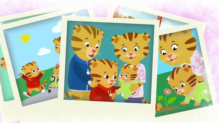 There's Time for You and Baby, Too Song | Daniel Tiger's Neighborhood