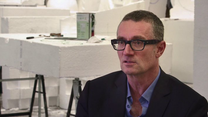 "Thomas Hirschorn: Community Art | Art in the 21st Century: ""Investigation"""