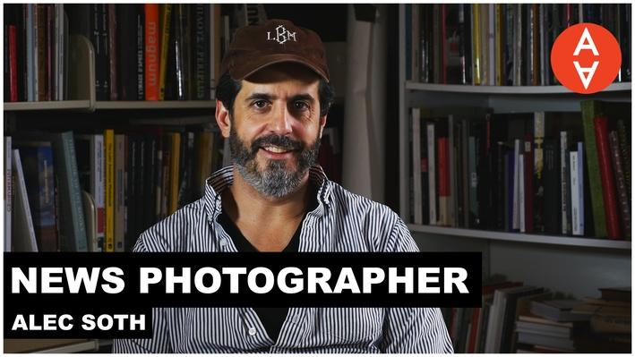 News Photographer: Alec Soth | The Art Assignment