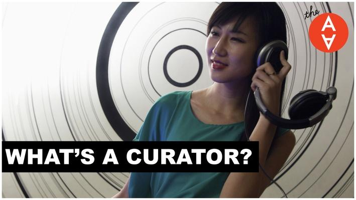 What's a Curator? | The Art Assignment