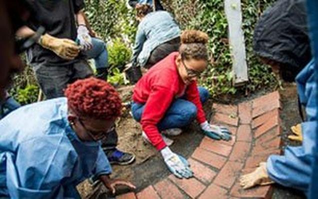 Project-Based Learning: Design and Build a Rain Garden for Your School or Community: Video | Nature Works Everywhere