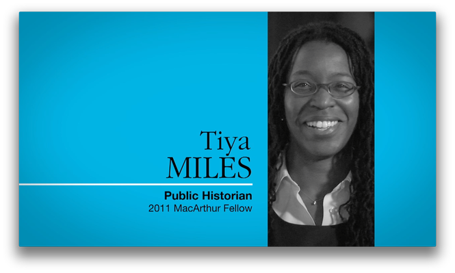 Tiya Miles, Historian | MacArthur Fellows Program