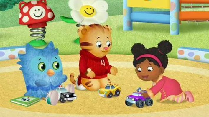 Daniel Shares His Tigertastic Car | Daniel Tiger's Neighborhood