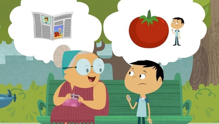 I Say Tomato | Oh Noah!