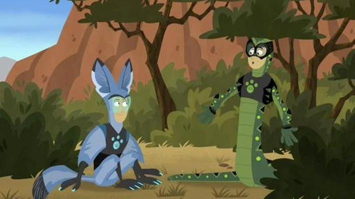 Top of the Food Chain | Wild Kratts