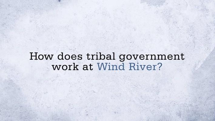 How Does Tribal Government Work
