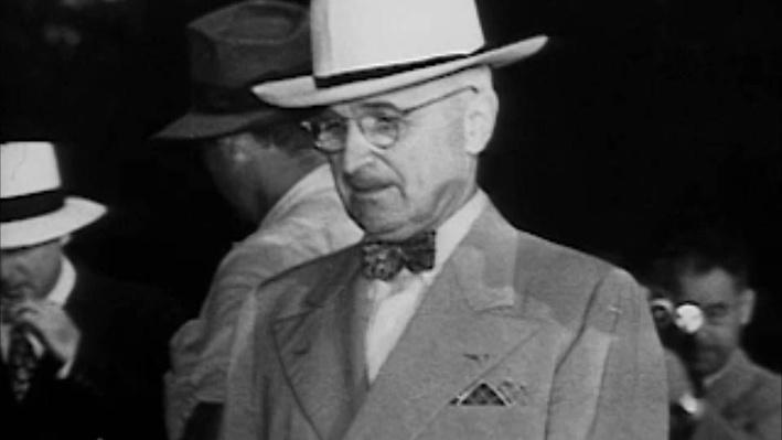 American Experience: Truman, Part 2--Dropping the Bomb to End WWII