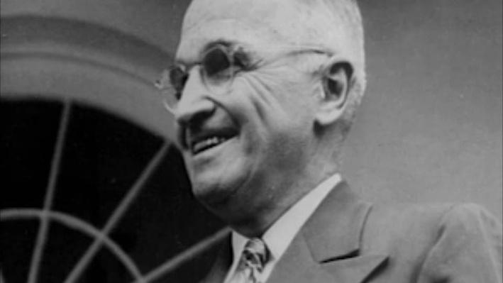 American Experience: Truman, Part 2--Appealing to Jewish-American Voters